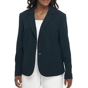 NWT Calvin Klein MIDNIGHT NAVY Plus Size Jacket